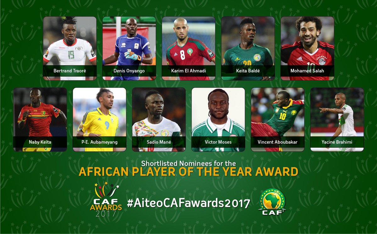 أفضل لاعب خارج افريقيا