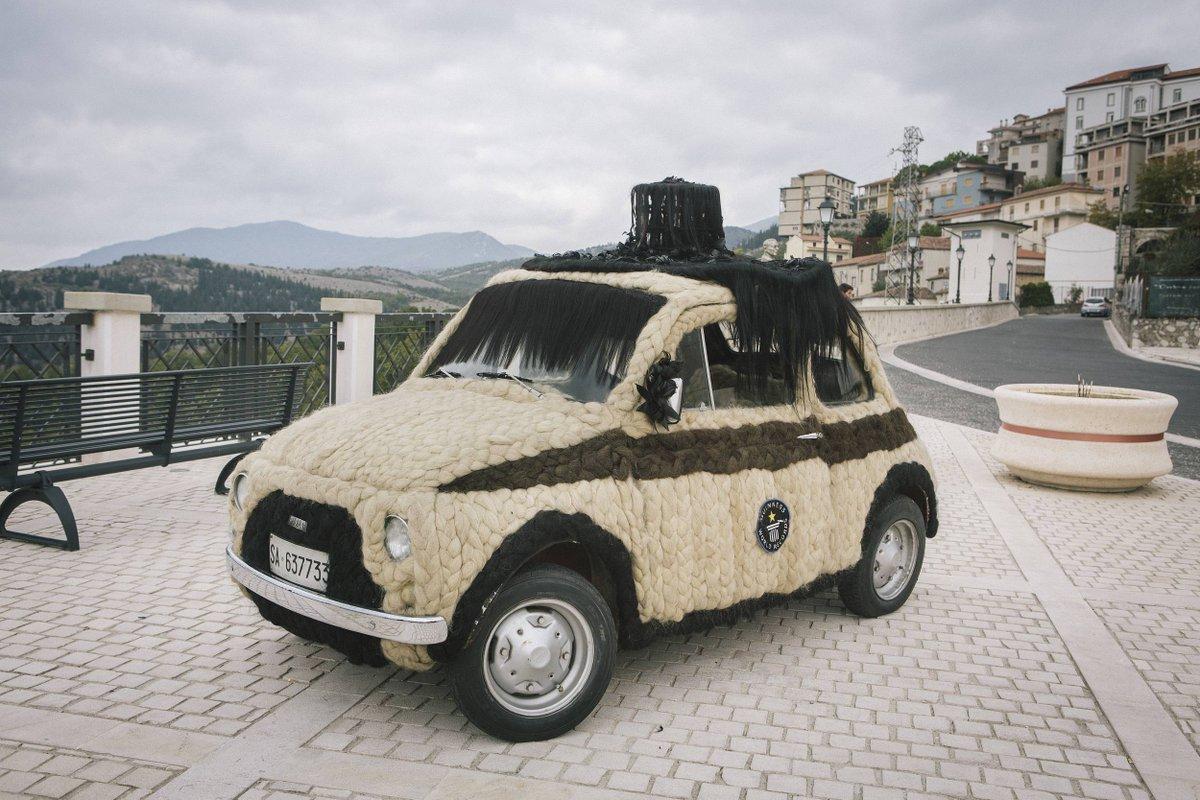 سيارة فيات أغرب سيارة في العالم