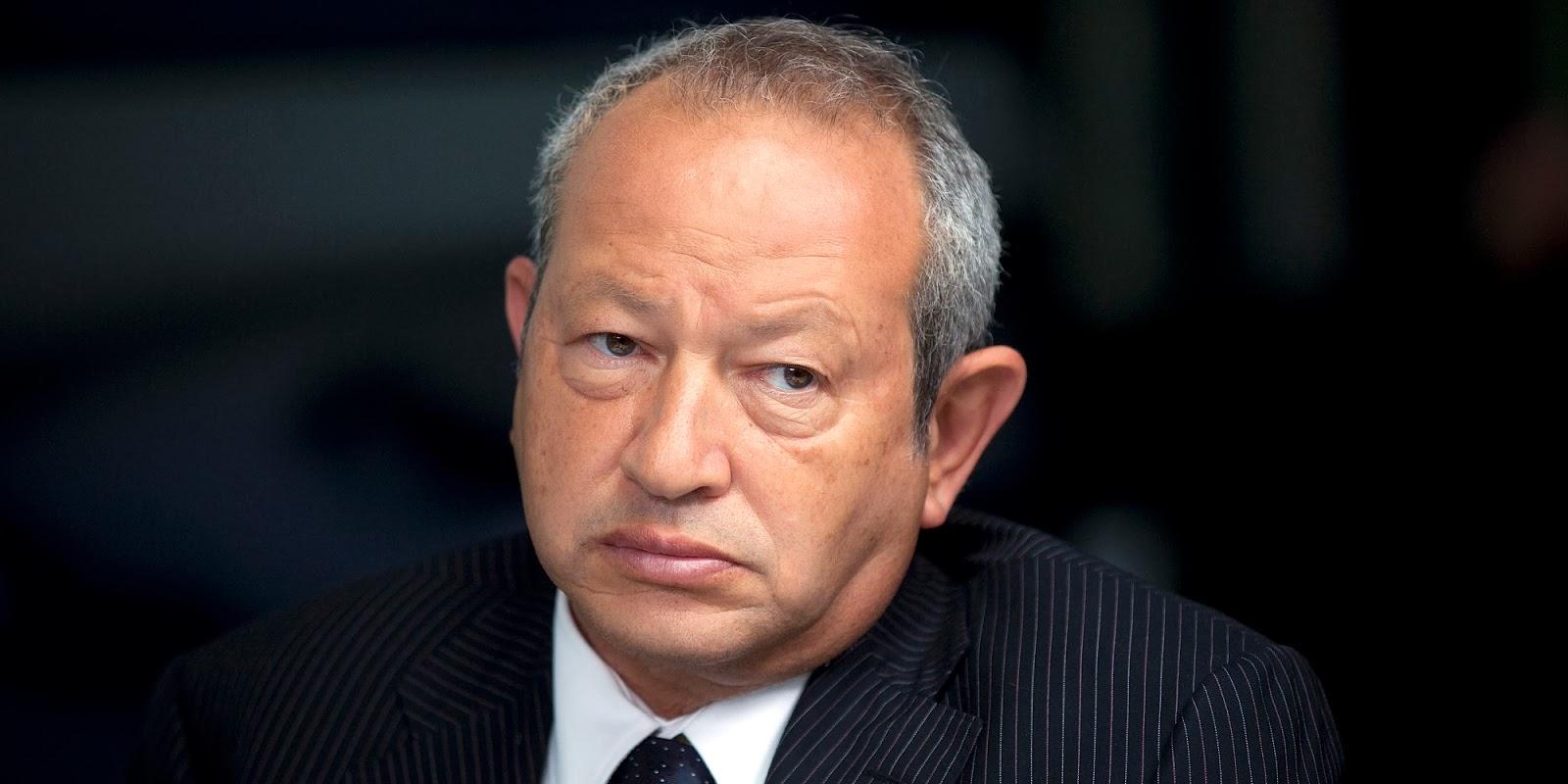 تأسيس بيزنس خاص - نجيب ساويرس