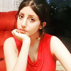 الفتاة الإيرانية قبل التجميل