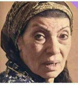 الممثلة رجاء حسين
