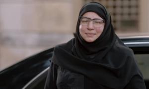 عبلة كامل بالحجاب
