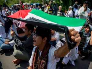 مظاهرات اندونسيا