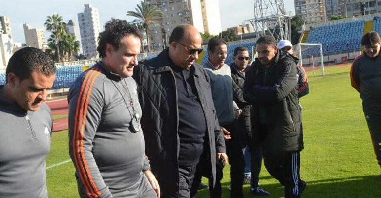 محمد عمر مديرًا فنيًا للاتحاد السكندري