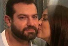 «قبلة» عمرو يوسف وكندة علوش