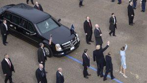6 أشياء خيالية لا تعرفها عن سيارة ترامب