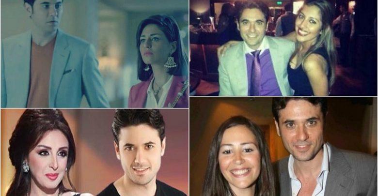 6 فنانات في حياة أحمد عز