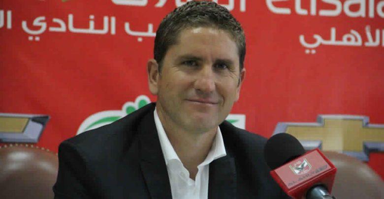 مفاوضات النادي الأهلي مع كارلوس جاريدو