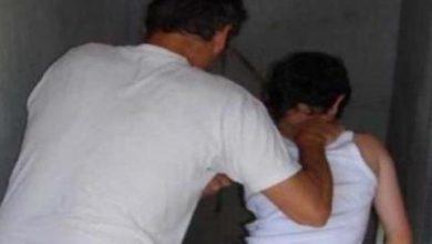 اغتصاب زوج لابنه