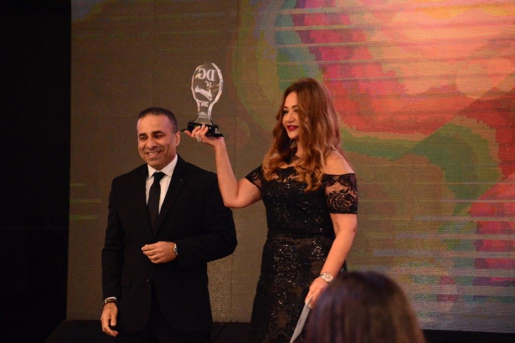 جوائز ليلى علوي