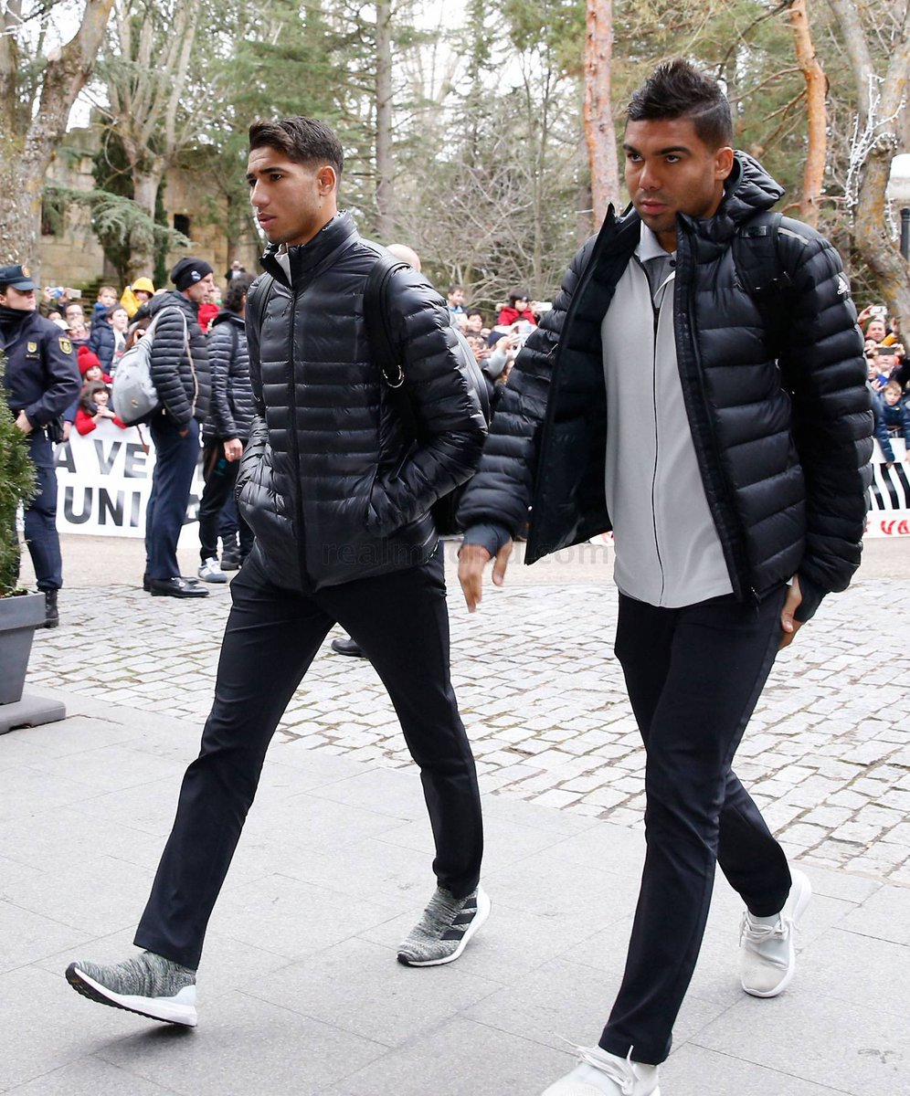 ريال مدريد يصل «سوريا» لخوض مباراة الكأس