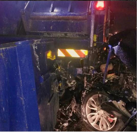 حادث مروع لايمن زبيب