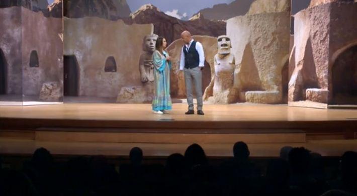 إسراء عبد الفتاح - مسرح مصر