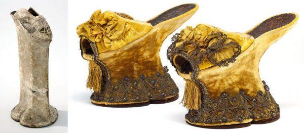 أحذية الـ «شوبين»