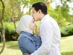 رجل وزوجته