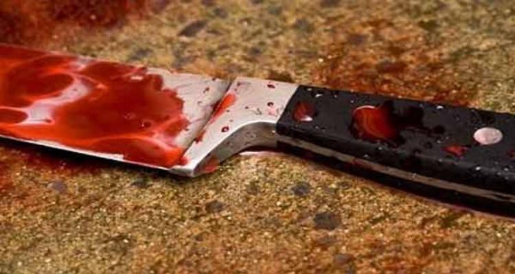 مدمن يقتل والدته بالسلاح الأبيض