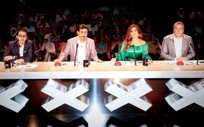علي جابر يطلق حملة على «السوشيل ميديا» لعودة لجنة تحكيم «آراب جوت تالنت»