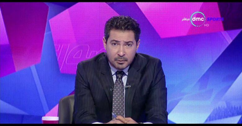 محمد بركات يقترب من العمل بقناة بيراميدز
