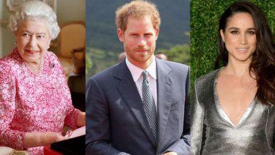 أمر ملكي بشأن زواج الامير هاري