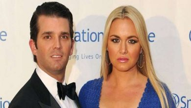 زوجة نجل الرئيس الأمريكي تطلب الانفصال
