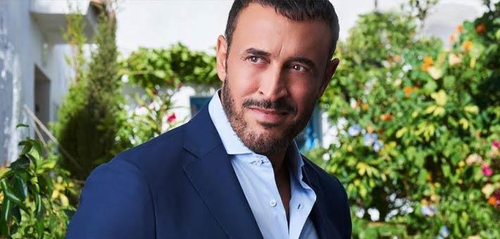 كاظم الساهر يهدي خطيبته التونسية هذه الأغنية.. فيديو