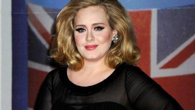 تعرف على حقيقة وفاة اديل Adele بالسكتة القلبية