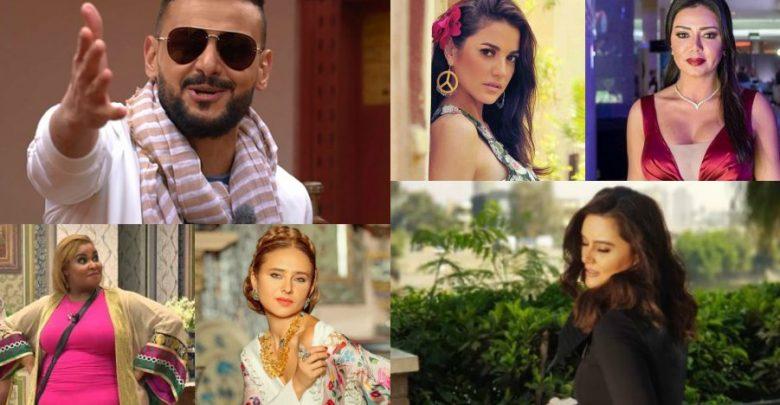 بـ«الغناء» وإرسال «القبلات».. أبرز احتفالات الفنانين بشم النسيم