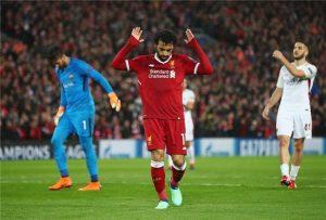 أبرز ردود فعل جماهير ليفربول على أداء محمد صلاح