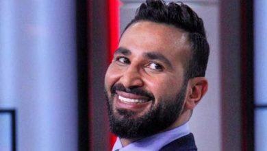 أحمد سعد يرد على منتقدية بصورة جديدة