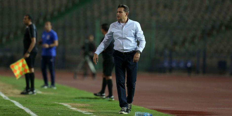 مصير خالد جلال حال خسارة كأس مصر