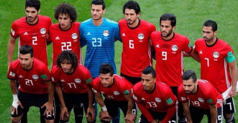 موعد مباراة مصر ضد روسيا والقنوات المفتوحة الناقلة لها