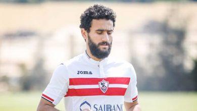 تعرف على حقيقة عدم مشاركة باسم مرسي أمام الزمالك في الدوري المصري الممتاز