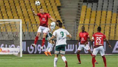مباراة الأهلي ضد النجمة اللبناني