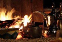 توبيكات عن النار والحطب