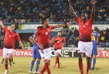 مواجهة الأهلي ضد هورويا كوناكري