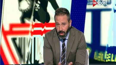 حازم إمام يوجه لوم للجهاز الفني للمنتخب الوطني