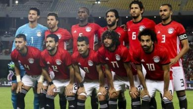 رسميًا.. تشكيل منتخب مصر أمام النيجر في تصفيات أمم إفريقيا