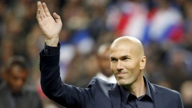 خطة زيدان مع ريال مدريد
