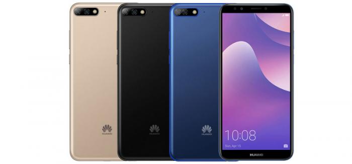 تعرف على تعرف على مواصفات ومميزات وعيوب وسعر هاتف Huawei Y7 Prime