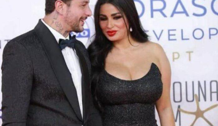 صورة جديدة لأحمد الفيشاوي مع زوجته تشعل إنستجرام
