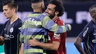 محرز: أحترم صلاح وأحبه كثيرًا.. النقد جزءًا من كرة القدم