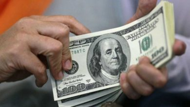 أسعار صرف الدولار في البنوك المصرية اليوم