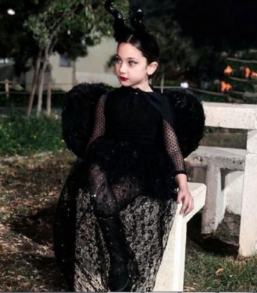 حفيدة هيفاء وهبي