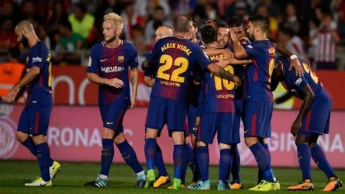برشلونة لم يقدم عرضا رسميا لتجديد تعاقد لاعبه