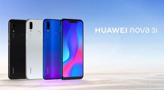 تعرف على مواصفات ومميزات وعيوب وسعر هاتف Huawei Nova 3i