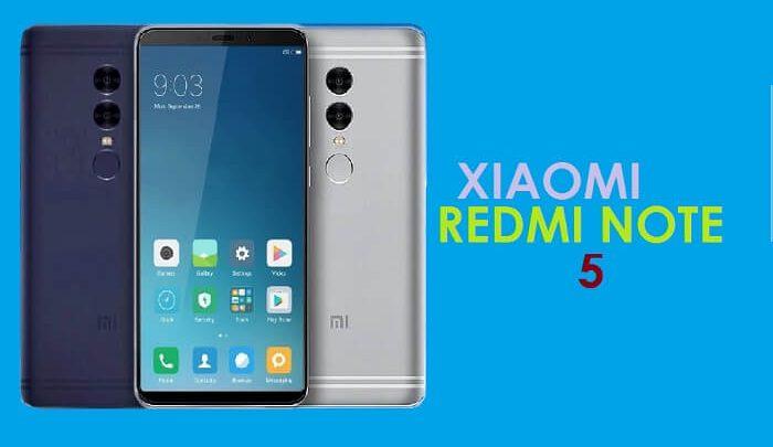 تعرف على مواصفات ومميزات وعيوب وسعر هاتف Xiaomi Redmi Note 5