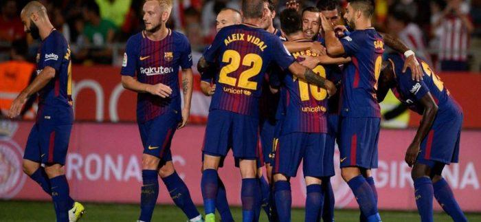 موعد مباراة برشلونة وليون في دوري أبطال أوروبا
