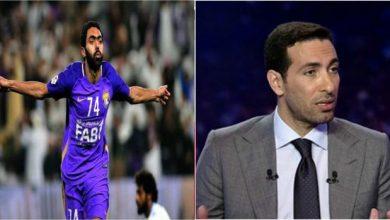 شاهد.. أبو تريكه يهاجم حسين الشحات بقوة بعد نهاية مباراة الترجي