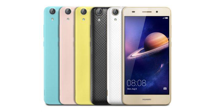 هاتف Huawei Y6