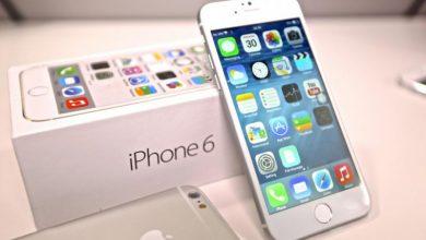 تعرف على مواصفات ومميزات وعيوب وسعر هاتف iPhone 6